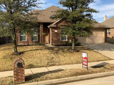 Rockwall Single Family Home For Sale: 1365 Clear Meadow Court