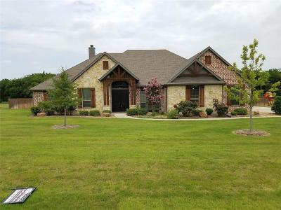 Midlothian Single Family Home For Sale: 6411 Still Waters Court
