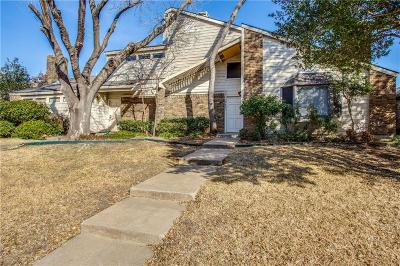 Addison Half Duplex For Sale: 14820 Surveyor Boulevard