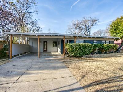 Dallas Single Family Home For Sale: 13525 Brookgreen Drive