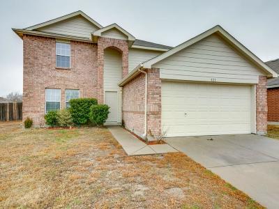 Royse City Single Family Home For Sale: 821 Preston
