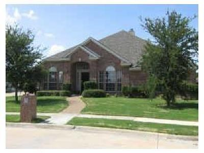 Rowlett Single Family Home For Sale: 9209 Norwich Court