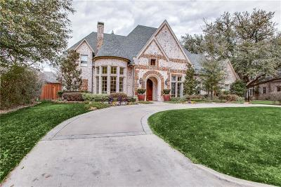 Dallas Single Family Home For Sale: 6539 Norway Road
