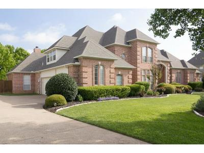 Southlake Single Family Home For Sale: 1310 Meadow Ridge Court