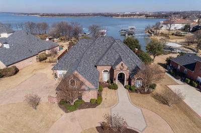 Fort Worth Single Family Home Active Option Contract: 6000 Lakeside Drive