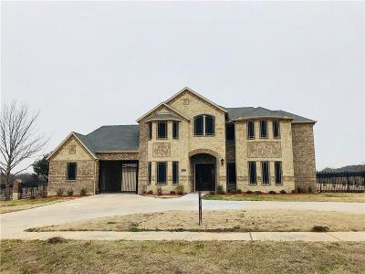 Cedar Hill Single Family Home For Sale: 2417 Waterstone Drive