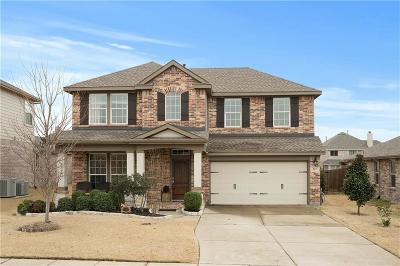 Wylie Single Family Home For Sale: 523 Highland Fairway Lane