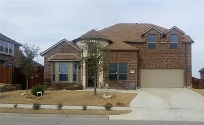 Denton Single Family Home For Sale: 9205 Athens Drive