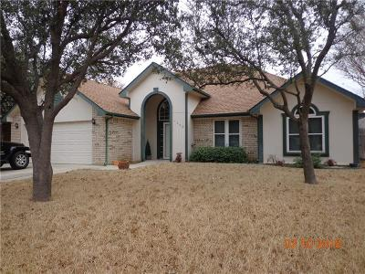 Brownwood Single Family Home For Sale: 1606 Southgate Drive