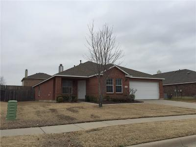 Wylie Single Family Home For Sale: 1306 Madison Drive
