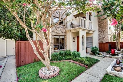 Dallas Condo For Sale: 4242 N Capistrano Drive #154