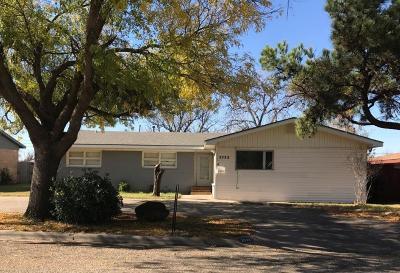 Abilene Single Family Home For Sale: 2532 Garfield Avenue