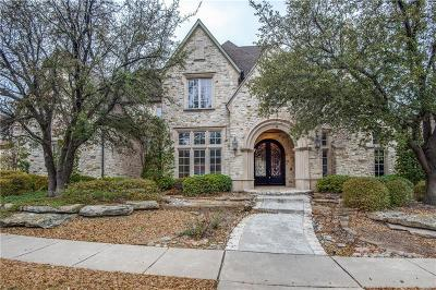 Allen, Celina, Dallas, Frisco, Mckinney, Melissa, Plano, Prosper Single Family Home For Sale: 6439 Bluffview Drive