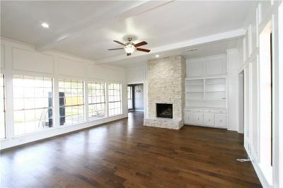 Dallas Single Family Home For Sale: 12420 Trenton Drive