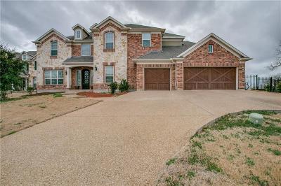 Cedar Hill Single Family Home For Sale: 2836 Fountain View Boulevard