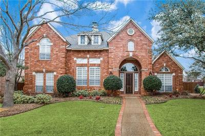 Frisco Single Family Home For Sale: 5689 Widgeon Way