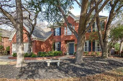 Grapevine Single Family Home Active Option Contract: 708 Ruby Court