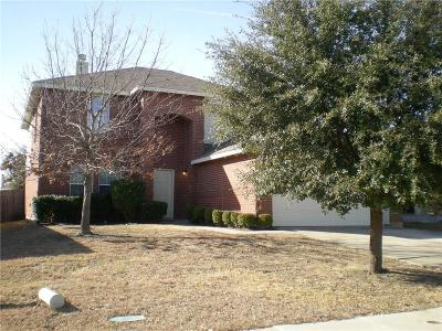 Princeton Single Family Home For Sale: 1203 Sage Drive