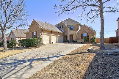 Sachse Single Family Home For Sale: 6514 Fieldcrest Lane