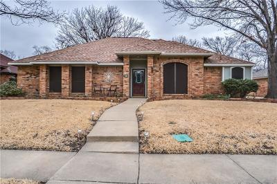 Murphy Single Family Home Active Option Contract: 321 Rolling Oak Drive