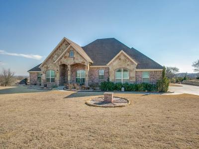 Weatherford Single Family Home Active Option Contract: 318 Ellis Ridge Drive