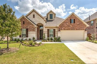 Mckinney Single Family Home For Sale: 1409 Grapevine Cove