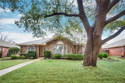 Plano Single Family Home For Sale: 1909 Johnson Drive