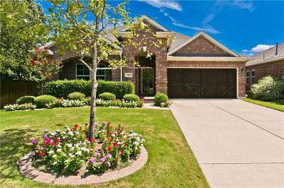 McKinney Single Family Home Active Option Contract: 7401 Todd Circle