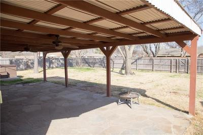 Mesquite Single Family Home For Sale: 1202 Rancho Drive
