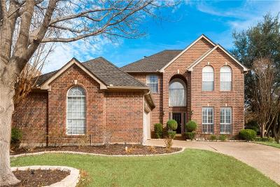 Arlington Single Family Home For Sale: 2405 N Hunter Place Lane