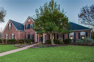 McKinney Single Family Home Active Option Contract: 2921 Cedar Ridge Drive
