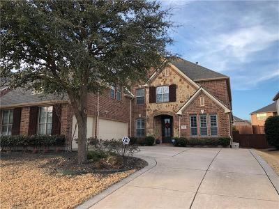 Mckinney Single Family Home Active Option Contract: 8416 Gallery Way