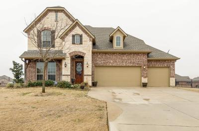 Mckinney Single Family Home For Sale: 7614 McKinney Meadows Drive