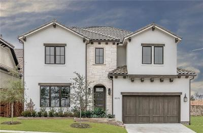 Frisco Single Family Home For Sale: 6075 Westchester Lane