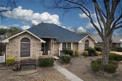 Allen Single Family Home Active Option Contract: 1003 Fairlawn Street