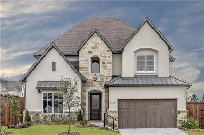 Frisco Single Family Home For Sale: 6009 Westchester Lane