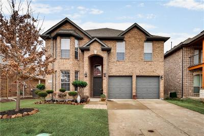 Mckinney Single Family Home For Sale: 9305 Harrell Drive