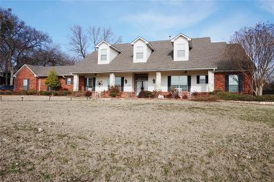 Garland Single Family Home Active Option Contract: 1722 E Brand Road