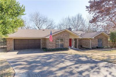 Fort Worth Single Family Home For Sale: 2417 Stanley Avenue