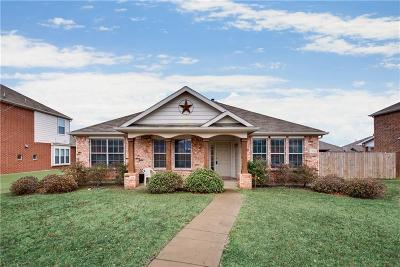 Royse City Single Family Home Active Option Contract: 201 Sandy Lane