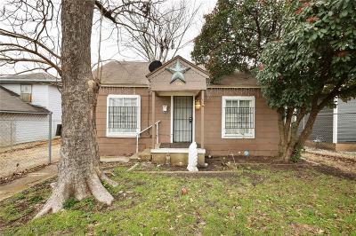 Dallas Single Family Home For Sale: 1350 E Ann Arbor Avenue