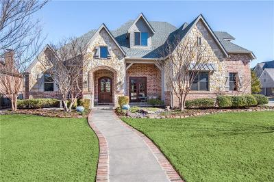 Prosper Single Family Home For Sale: 1100 Terrace Manor Drive