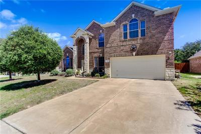 Azle Single Family Home For Sale: 1413 Meadowlakes Drive