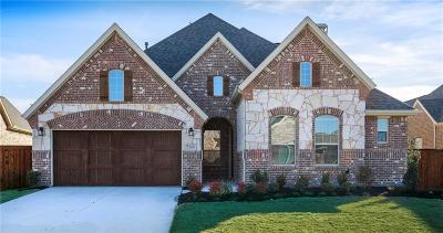 Prosper Single Family Home For Sale: 4881 Dolorosa Lane