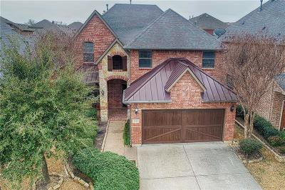 Single Family Home For Sale: 3840 Weatherstone Drive