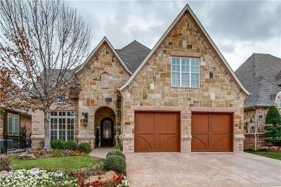 Colleyville Single Family Home Active Option Contract: 6121 Rock Dove Circle