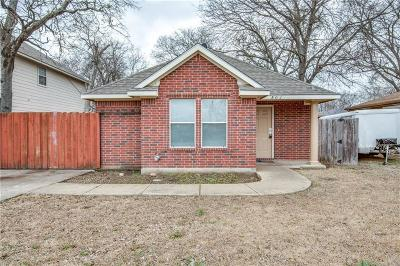 Mckinney Single Family Home For Sale: 801 Main Street
