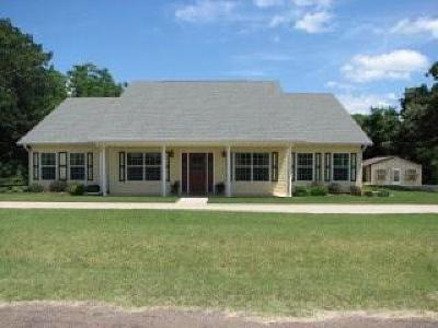 Athens Single Family Home Active Option Contract: 6790 County Road 1504