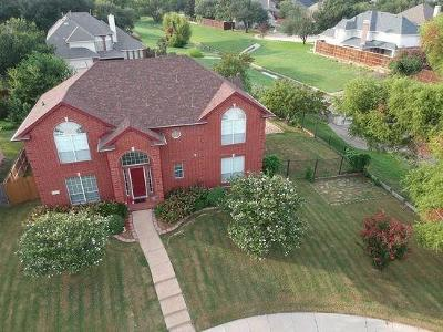 Plano Single Family Home Active Option Contract: 3801 Sagewood Court