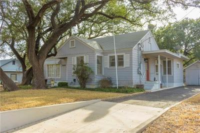 Brown County Single Family Home For Sale: 3601 Austin Avenue
